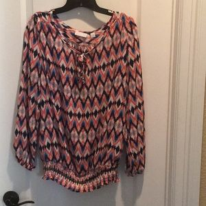 Sheer blouse!!!!